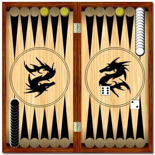 Длинные нарды (Backgammon Narde)