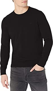 Men's Supima Cotton Crewneck Sweater