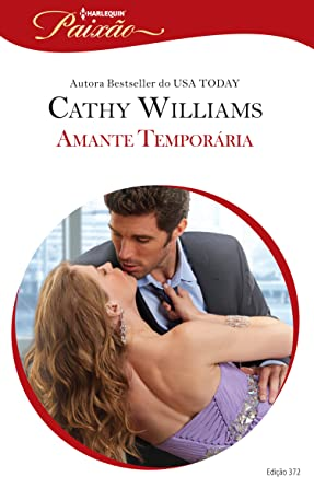 Amante Temporária (Harlequin Jessica Especial Livro 372)