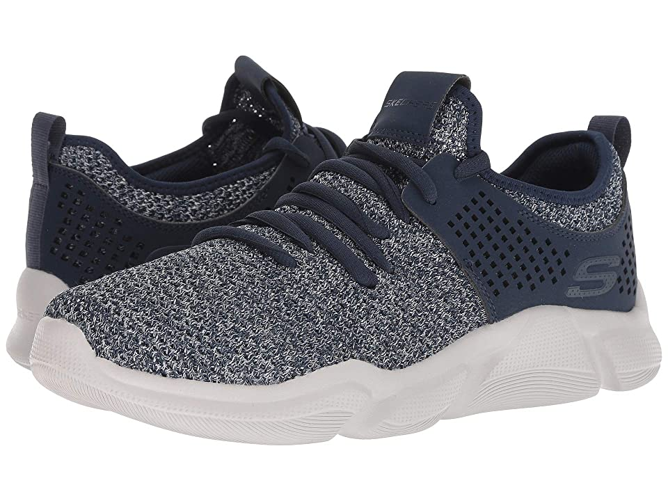 SKECHERS Drafter Lochden (Navy/Grey) Men