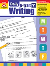 Evan-Moor Daily Math Practice, Grade 4 – Teacher's Edition, 36 Weeks of Math Activities for Fourth Graders (Daily 6 Trait Writing) PDF