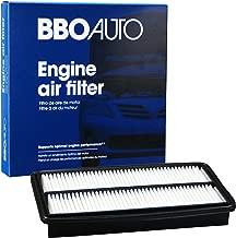 BBO AUTO BCA10013 Engine Air Filter – Fits Honda Pilot 2009-2015, Odyssey 2005-2010  | Acura MDX 2007-2009 (CA10013 REPLACEMENT)