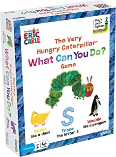 The Very Hungry Caterpillar - What Can You Do. Game