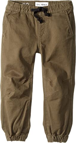 DL1961 Kids - Jackson Jogger in Basin (Toddler/Little Kids/Big Kids)