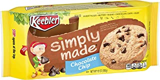 KeeblerCookies, Simply Made,Chocolate Chip, 10 oz Tray