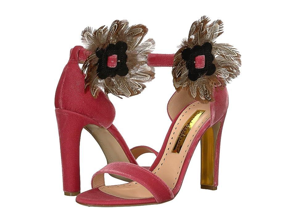 Rupert Sanderson Nymphea (Red) High Heels