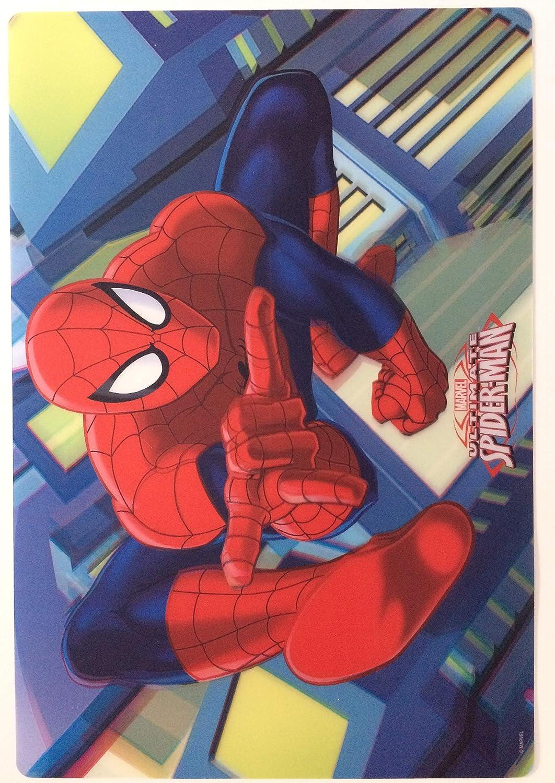 Mantel individual verde verde Marvel Ultimate Spiderman