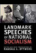 Landmark Speeches of National Socialism (Landmark Speeches:  A Book Series)