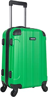 Out Of Bounds 20-Inch Carry-On Lightweight Durable Hardshell 4-Wheel Spinner Cabin Size Luggage