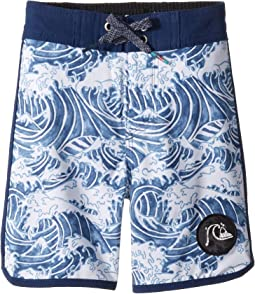 Highline Legend Boardshorts (Toddler/Little Kids)