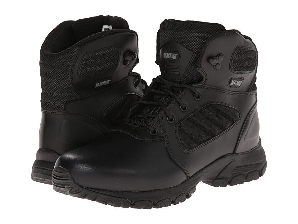 Magnum Response III 6.0 (Black) Men's Work Boots