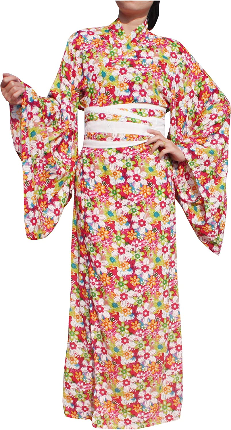 RaanPahMuang Full Kimono Dress Long Outfit Light Japanese Don't Japan's largest assortment miss the campaign in Pri