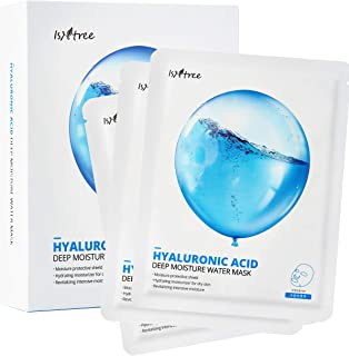 [ISNTREE] Hyaluronic Acid Deep Moisture Water Mask # 10 Sheet