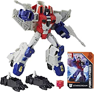 Transformers: Generations Power of the Primes Voyager Class Starscream (Renewed)