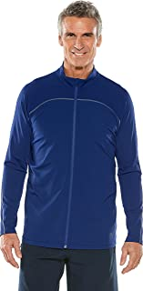 Coolibar UPF 50+ Men's Menorca Long Sleeve Water Jacket - Sun Protective