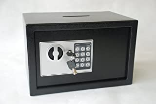 Time Lock Depository Safe