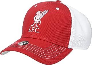 OTS English Premiership Liverpool Unisex EPL Sling All-Star Adjustable HatEPL Sling All-Star Adjustable Hat, Team Color, One Size