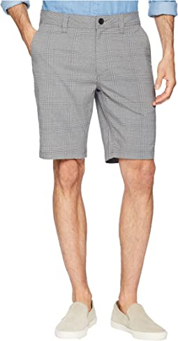 Bristol Plaid Shorts