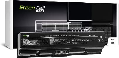 Green Cell Pro Serie PA3534U-1BRS Laptop Akku f r Toshiba Satellite A200 A300 A500 L200 L300 L500 Original Samsung SDI Zellen Zellen 5200mAh Schwarz Schätzpreis : 48,95 €