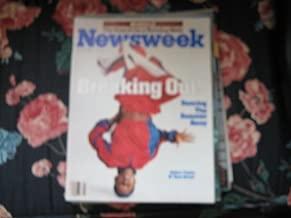 Newsweek Magazine (Breaking Out ! , Dancing The Summer Away , Robert Taylor of 'Beat Street')