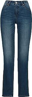 GINA LAURA Jeans Julia Ng Zwei Samtbänder Vaqueros Skinny para Mujer