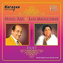 Mohd.Rafi & Lata Mangeshkar - Duet [Clean]