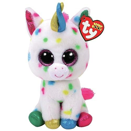 Ty Harmonie Unicorn Beanie Boo 15cm 4932f9d923a