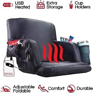 inflatable bleacher seat