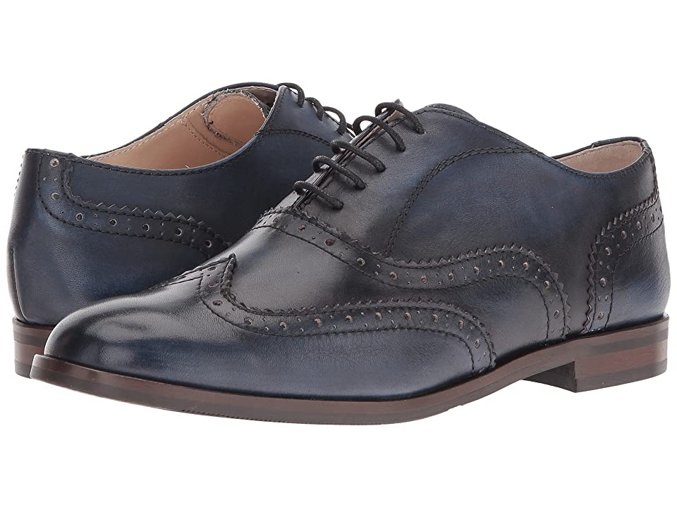 Massimo Matteo Oxford Wing Tip (Jeans) Women