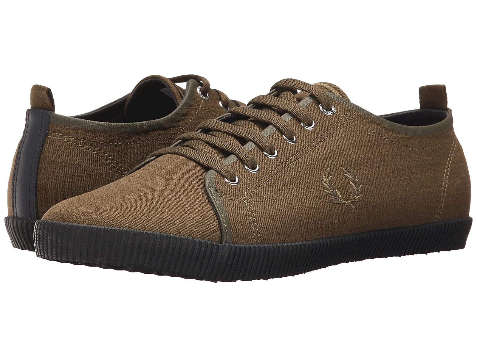 Fred Perry Kingston Shower Resistant Canvas Canvas Resistant 6b59bd