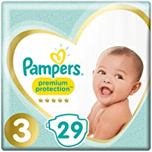 Pampers New Baby Nappies Carry Pack, Size 3