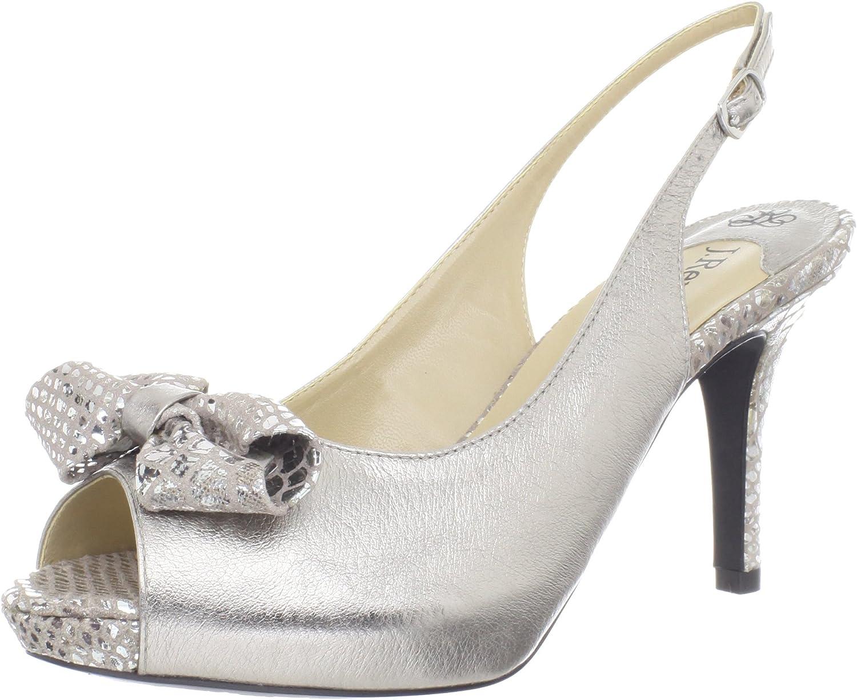 J.Renee NEW before selling Max 66% OFF ☆ Women's Cinna Slingback Sandal