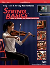 115VN – String Basics: Steps to Success for String Orchestra Violin Book 1 Book PDF