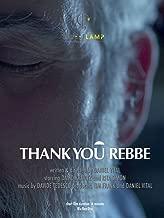 Thank You Rebbe