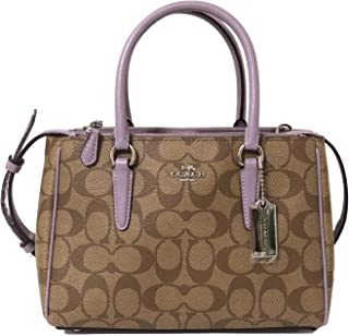 Coach Mini Surrey Carryall Handbag Crossbody