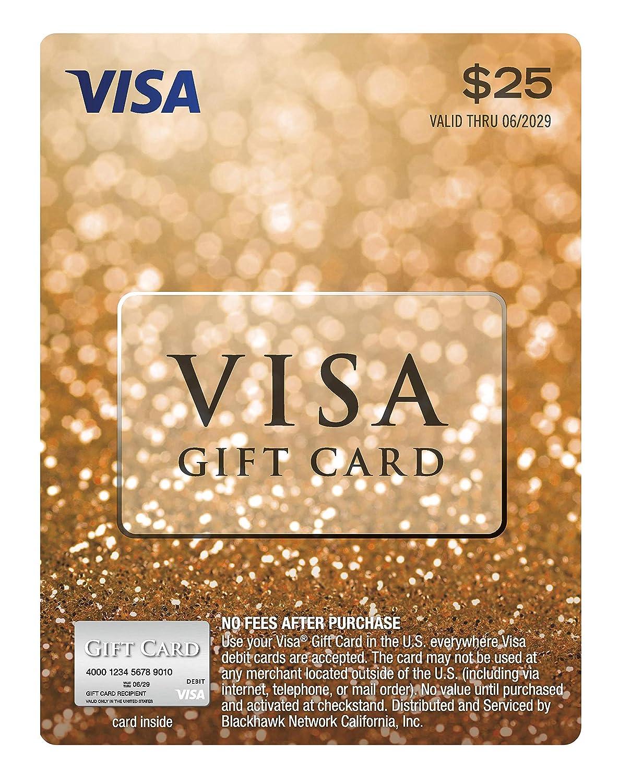 Buy 6 Visa Gift Card (plus $6.6 Purchase Fee) Online in Taiwan