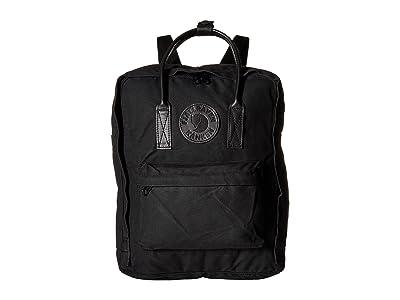 Fjallraven Kanken No. 2 (Black 1) Backpack Bags