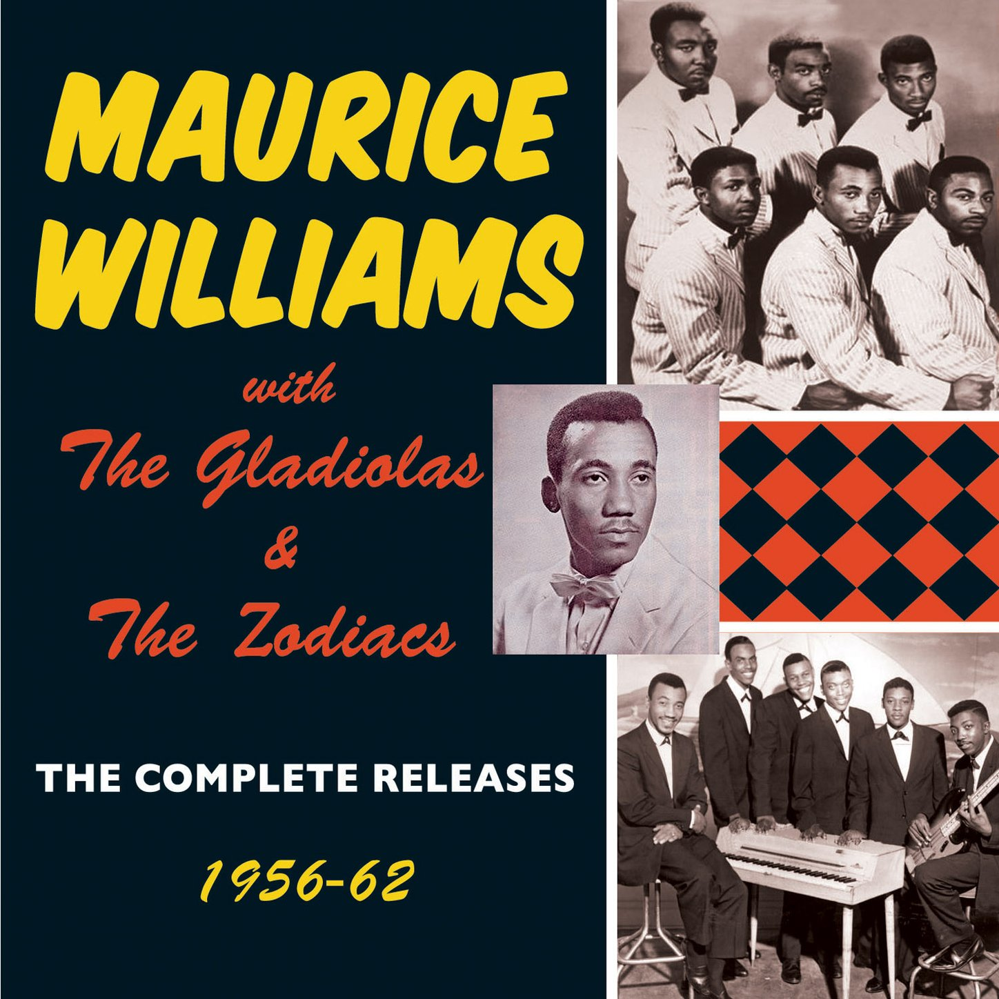 Amazon Music - Maurice Williams and The Zodiacs & The Gladiolasの ...