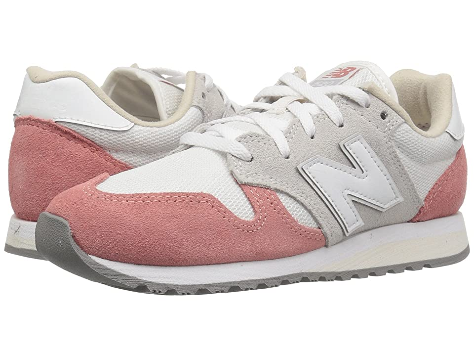New Balance Classics WL5201 (Dusted Peach/White) Women