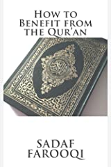 How to Benefit from the Qur'an Kindle Edition