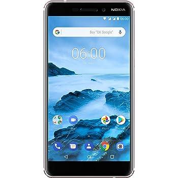 Nokia 6.1 SIM Doble 4G 32GB Cobre, Blanco: Amazon.es: Electrónica