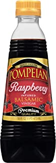 Pompeian Raspberry Balsamic Vinegar -16 Ounce