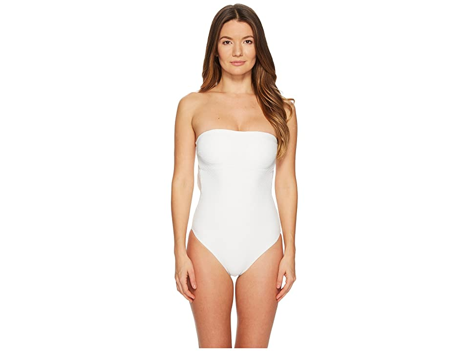 onia Estelle One-Piece (White) Women