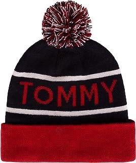 قبعة بوم بيني للرجال من تومي هيلفيجر، سكاي كابتين مقاس واحد