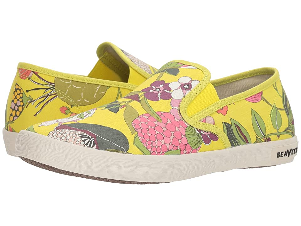 SeaVees Baja Slip-On Trina Turk (Green Secret Garden) Women