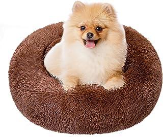 TAMOWA Kattsäng, hundsäng, munk husdjurssäng, hund katt rund varm kramare kennel mjuk valpsoffa, kattkudde säng sovsäck oc...