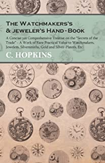 The Watchmakers's & jeweler's Hand-Book
