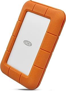LaCie 萊斯 堅固迷你 USB 便攜式3.5英寸外置硬盤驅動器適用于 pc 和 Mac