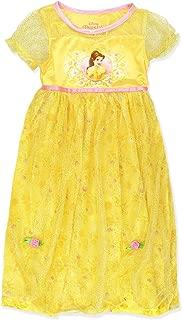 Disney Princess Belle Girls Fantasy Gown Nightgown (Little Kid/Big Kid)