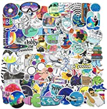HYOUNINGF 103 Pcs Cute Stickers,Laptop and Water Bottle Decal Sticker Pack for Teens, Girls, Women Vinyl Stickers Waterproof